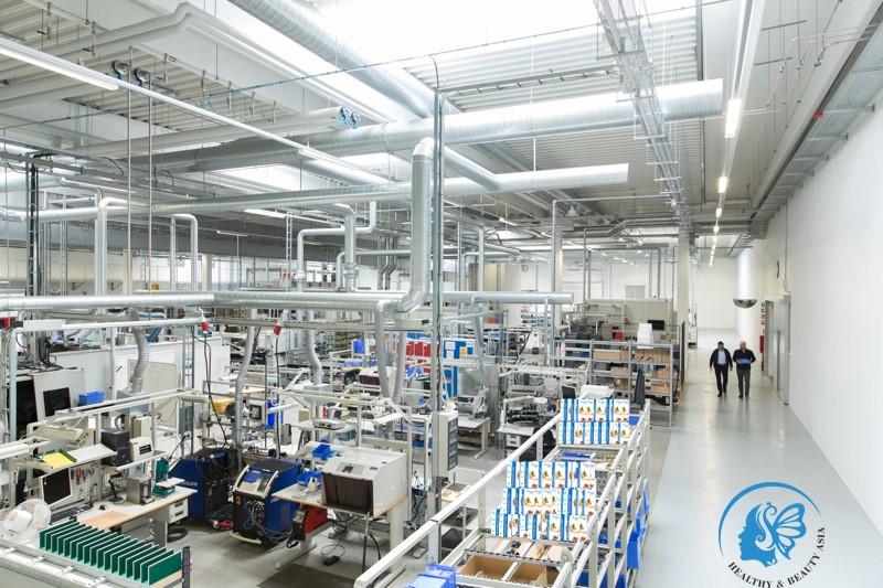 Dây chuyền sản xuất sản phẩm indimeric theo tiêu chuẩn châu âu