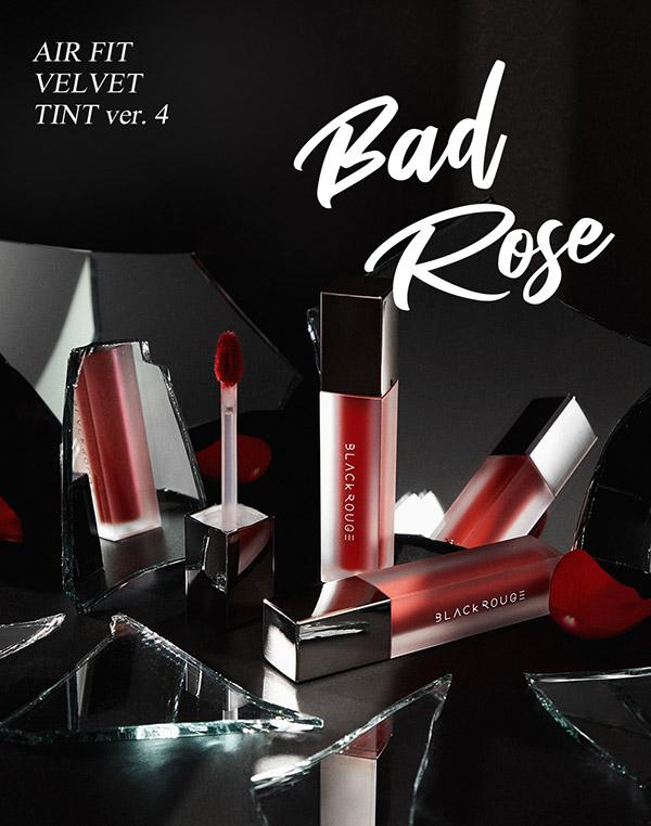 Son Kem Black Rouge Air Fit Velvet Tint Ver. 4 Bad Rose - Hiso.vn ...