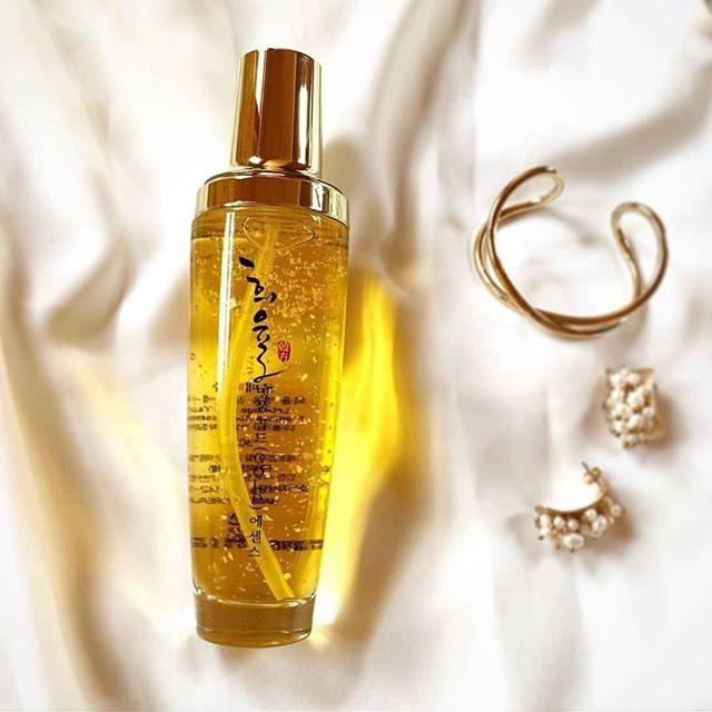 Tinh Chất Serum Vàng 24K Lebelage Heeyul Premium Gold Essence ...